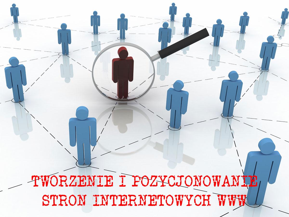 tworzenie i pozycjonowanie stron www