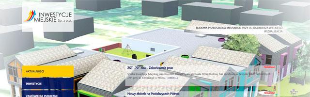 Inwestycje Miejskie w Płocku