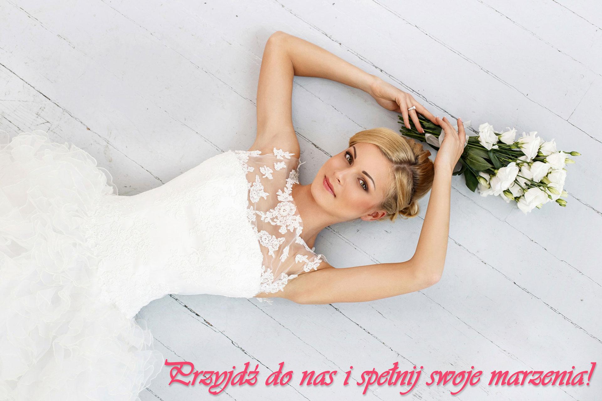 suknie sekret ślubne płock